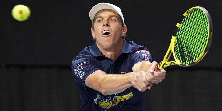 Vegas Rollers Sam Querrey Feature 2